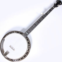 Prucha Diamond Point banjo