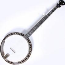 Prucha Diamond Point banjo