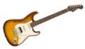 Fender Rarities Flametop Stratocaster HSS Thinline 0