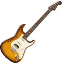 Fender Rarities Flametop Stratocaster HSS Thinline