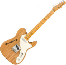 Fender American Original '60s Telecaster Thinline Natural