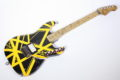 EVH 79 Bumblebee  Limited Edition Eddie Van Halen signed 1
