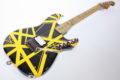 EVH 79 Bumblebee  Limited Edition Eddie Van Halen signed 3
