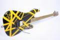 EVH 79 Bumblebee  Limited Edition Eddie Van Halen signed 9