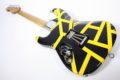 EVH 79 Bumblebee  Limited Edition Eddie Van Halen signed 17