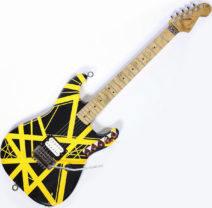 EVH 79 Bumblebee  Limited Edition Eddie Van Halen signed