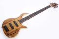 Elrick Gold e-volution 5 Strings Curly Koa Top 1