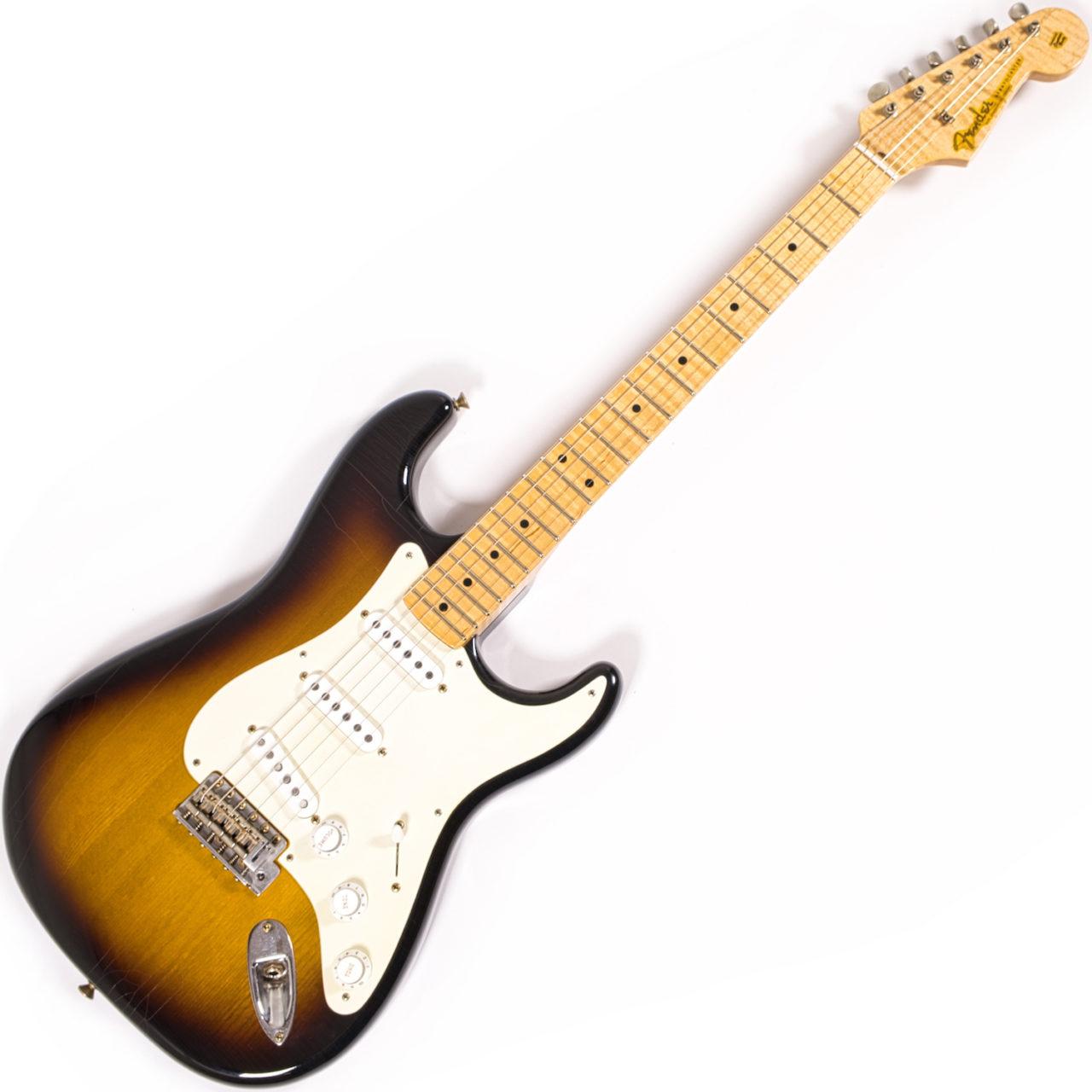 "Fender Custom Shop Eric Johnson ""Virginia"" Strat Limited"