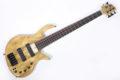 Elrick Gold e-volution Crotched myrtle burl  5 strings 0