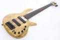 Elrick Gold e-volution Crotched myrtle burl  5 strings 3