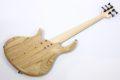 Elrick Gold e-volution Crotched myrtle burl  5 strings 9