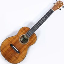 2007 William King Tenor Koa ukulele
