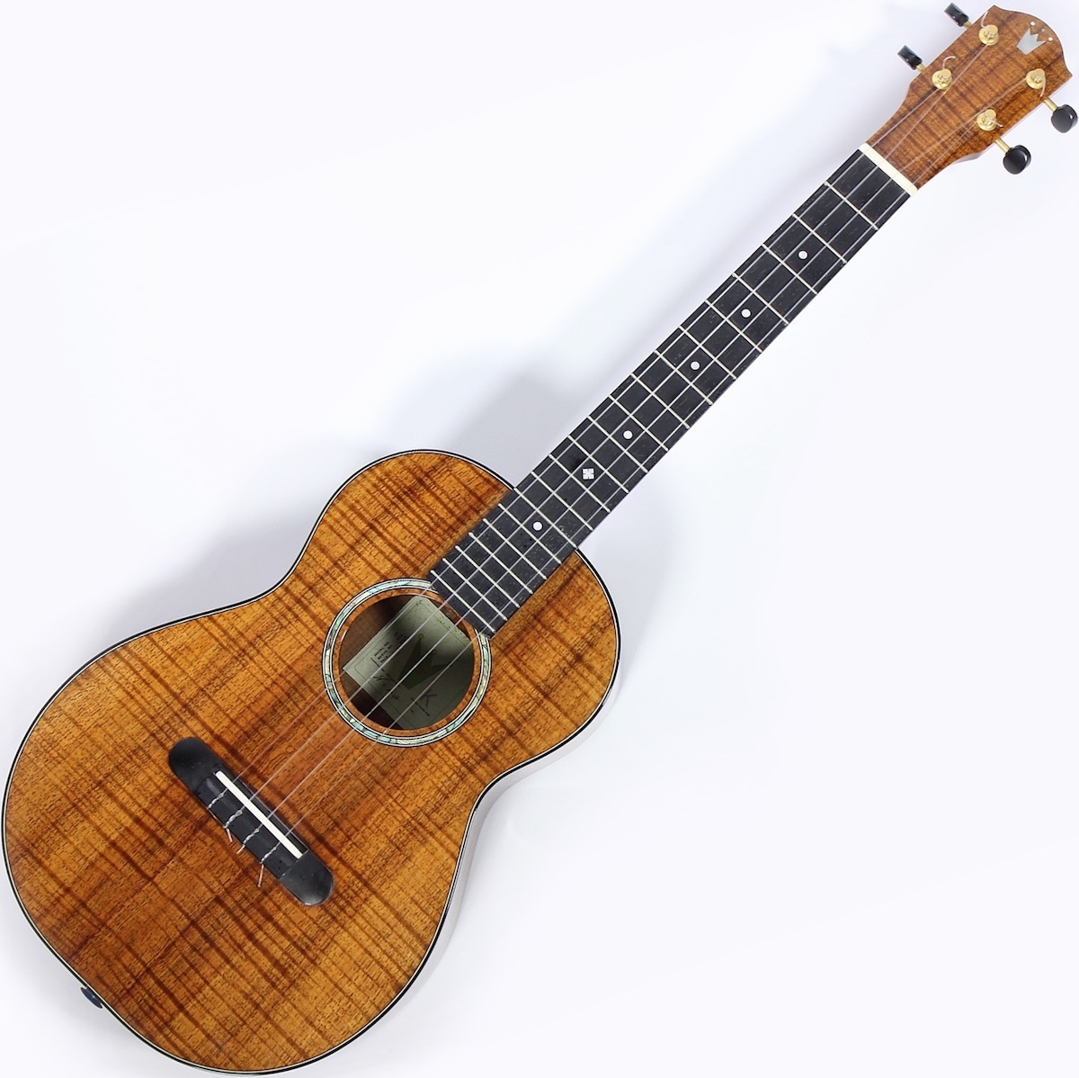 2007 William King Tenor Koa ukulele