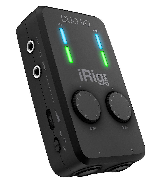 Ik Multimedia Irig Pro: IK Multimedia IRig Pro Duo I/O