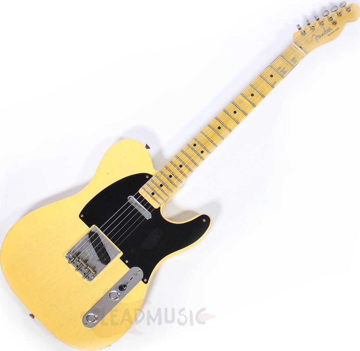 Fender Limited 70th Anniversary Broadcaster Journeyman