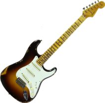 2020 NAMM Fender Custom Shop Namm Ltd 59 Strat Heavy Relic