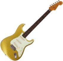 Fender Custom Shop NAMM 2020 Limited 1961 Stratocaster Chartreuse Sparkle