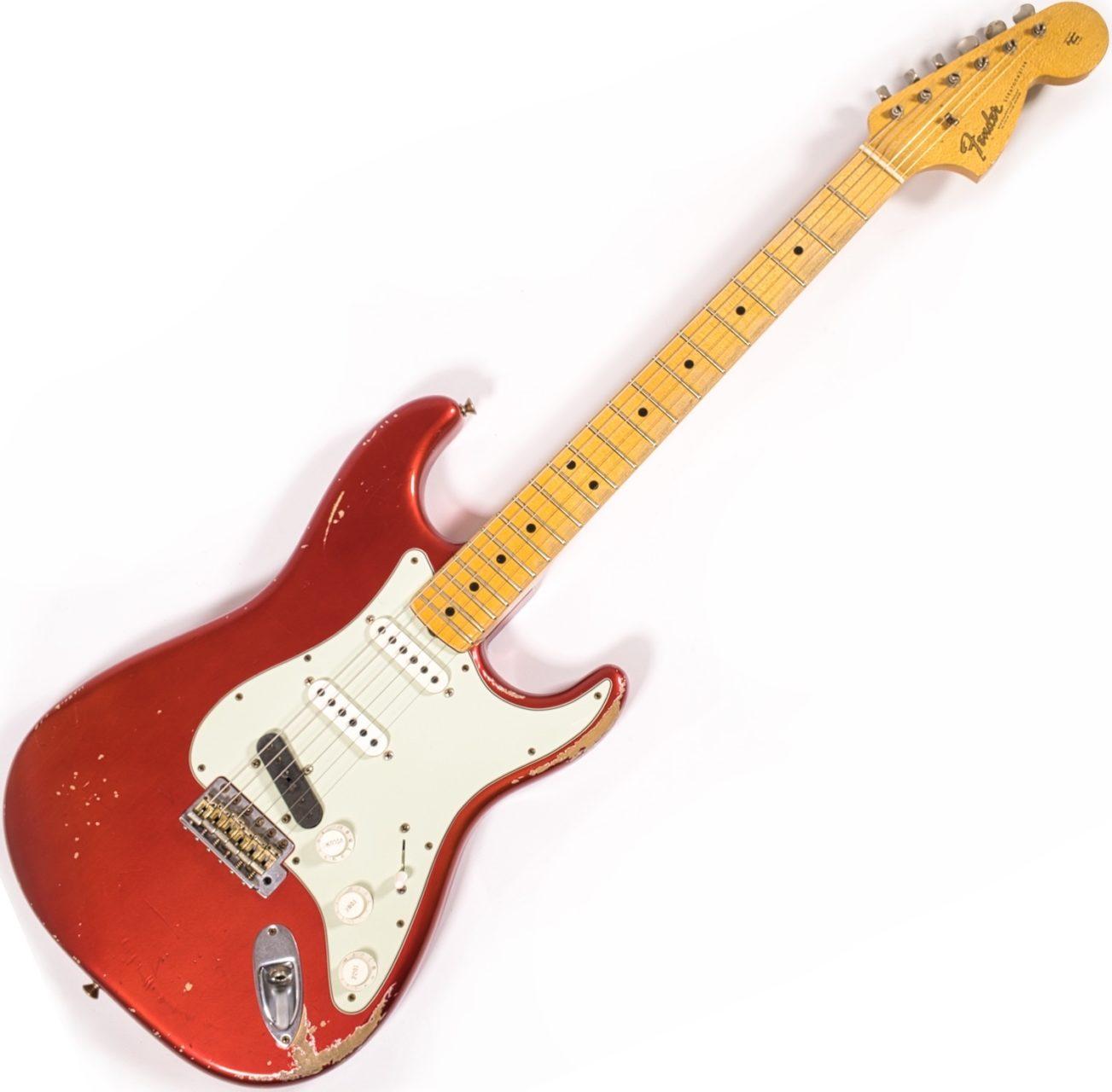 2014 Fender Custom Shop Masterbuilt Dennis Galuszka 66 Stratocaster