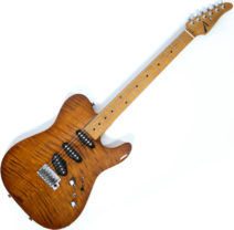 Tom Anderson Top T figured  Maple Top