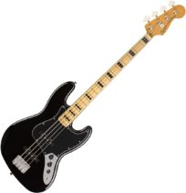 Squier Classic Vibes 70's Jazz Bass black