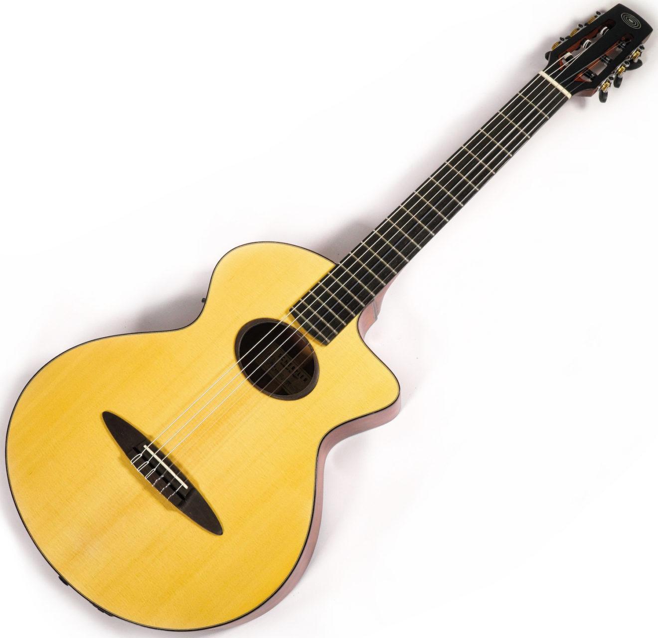 Schertler CP Classical guitar NOS