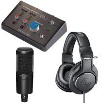 SSL Audio Tecnica Studio Bundle