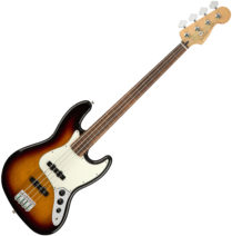 Fender Player Jazz Bass Fretless Sunburst