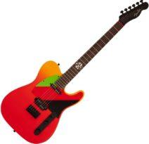 Fender Evangelion Asuka Telecaster Limited
