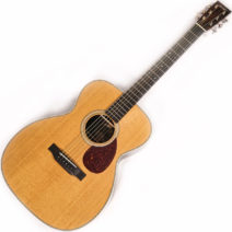 Collings OM2H Torrefied top Deep Body