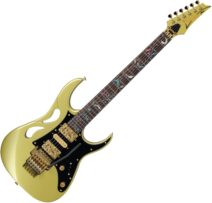 Ibanez Steve Vai Pia Sun Dew Gold Limited