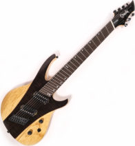 Ormsby Run 10 Futura 7 strings Dahlia Black