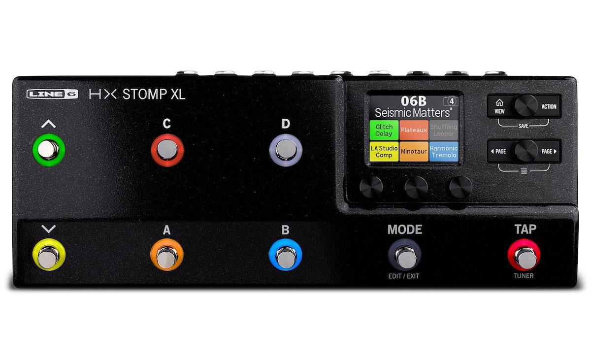Line6 HX Stomp XL