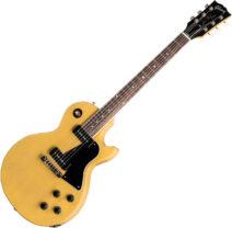 2019 Gibson Les Paul Junior TV Yellow