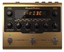 IK Multimedia X-Vibe X-Gear pedal