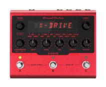 IK Multimedia X-Drive X-Gear pedal