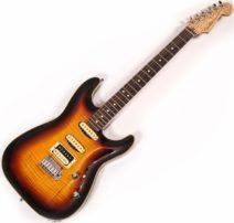 1997 Fender Custom Shop Carved Top Stratocaster