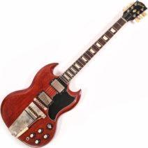 2019 Gibson SG Standard 61 Vibrola Relic