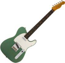 Fender Winter 21 Custom Shop Limited '60 Tele Faded Aged Sherwood Green