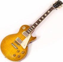 2014 Gibson Joe Bonamassa Les Paul Skinner Burst Aged & Signed