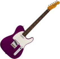 Fender LTD Custom Built 1960 Telecaster Journeyman Relic Purple Metallic