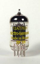 12AT7 preamp tube