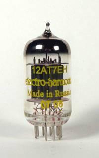 12AT7 preamp tube