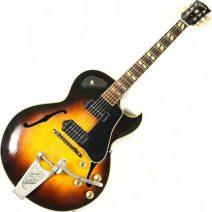 1953 original Gibson ES-175D Sunburst Bigsby