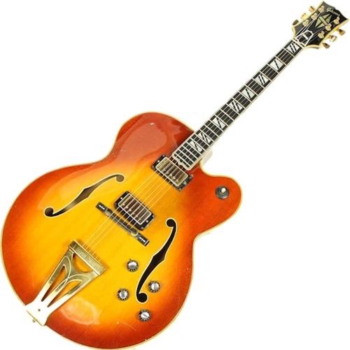 1970 Gibson Super 400ces Sunburst