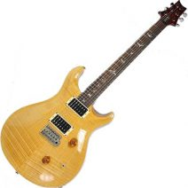 1987 PRS Custom 24 Vintage Yellow