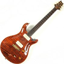 2005 McCarty Soapbar Private Stock Burnt Orange