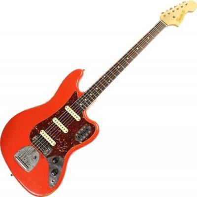 2009 Fender Custom Shop Bass VI Relic