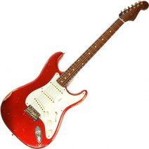 2014 Fender Yuriy Shishkov Masterbuilt 1957 Stratocaster Custom Shop