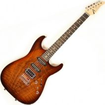 2017 Tom Anderson Drop Top Hollow Koa top