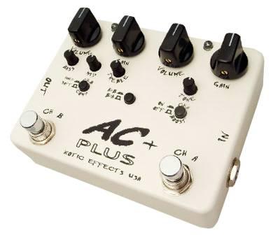 Xotic AC Plus